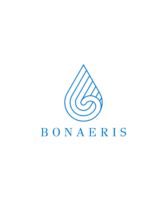 Bonaeris logo design
