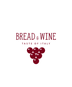 Bread and Wine logo design