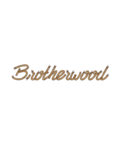 Brotherwood logo design