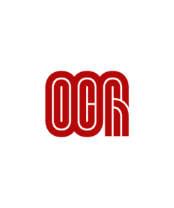 OCR logo design