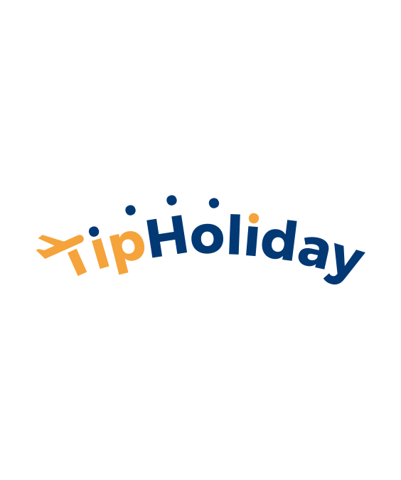 TipHoliday logo design